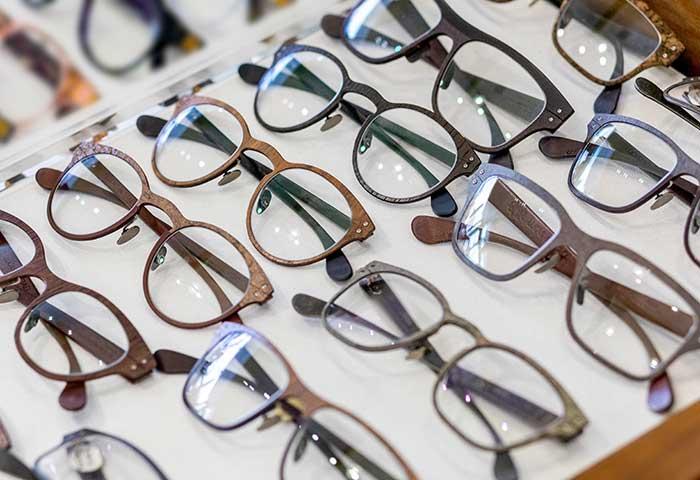 Lucas de Stael eyewear